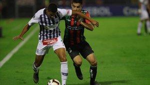 Alianza Lima perdió en Lima con Palestino
