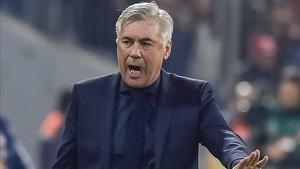 Ancelotti analizó las posibilidades de los equipos italianos en la Champions