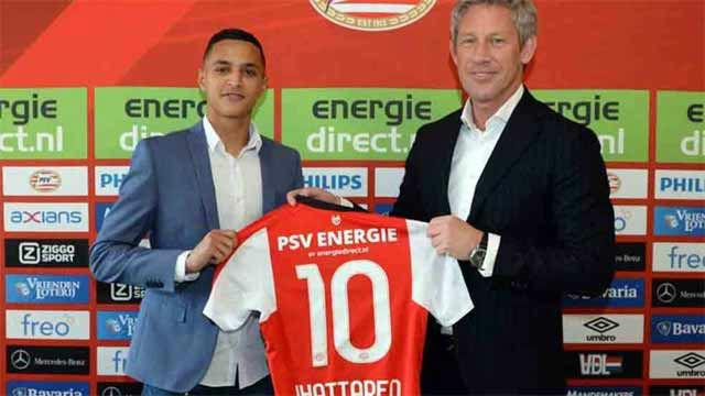 Así juega Ihattaren, la nueva perla del PSV
