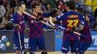 El Barça se ha mostrado muy superior a un buen Caldes