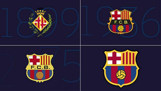 FC Barcelona: Un escudo, 119 años