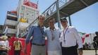 Bartomeu ha estado en el Circuit Barcelona - Catalunya