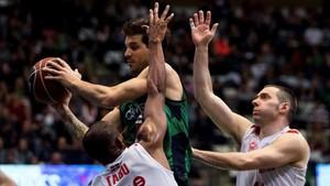 El Bilbao Basket fue incapaz de frenar a un inspirado Laprovittola