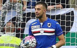 Brignoli jugará la pasada temporada cedido en la Sampdoria
