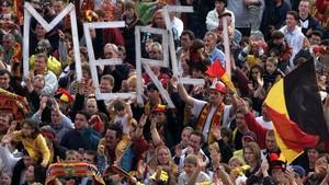 El Calais protagonizó, en 2000, la mayor hazaña en la historia de la Copa francesa
