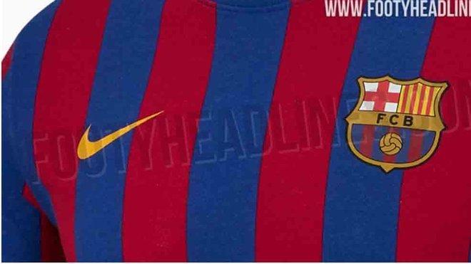La camiseta alternativa del Barcelona 2019 / 2020