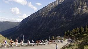 El ciclismo tiene una larga tradición en el Vall dAran