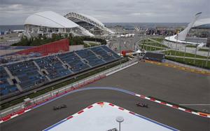 F1 GP Rusia