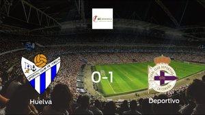 El Deportivo Femenino se lleva el triunfo tras vencer 0-1 al Sporting de Huelva Femenino