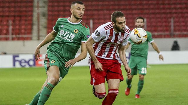 La eliminatoria entre el Olympiakos y el Wolverhampton se decidirá en el Molineux Stadium