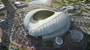 El estadio Khalifa será inaugurado este viernes