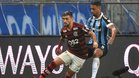 Flamengo y Gremio igualaron a uno en Porto Alegre