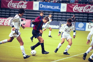 11. Gerard Piqué 1999-2000