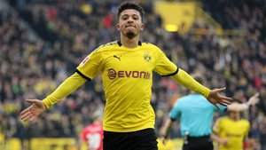 Jadon Sancho, el delantero del Borussia Dortmund que está de moda entre los clubes de la Premier League