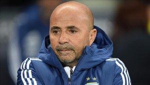 Jorge Sampaoli podría ser el nuevo técnico del Santos