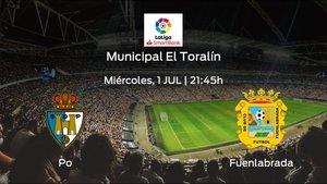 Jornada 37 de la Segunda División: previa del duelo SD Ponferradina - CF Fuenlabrada