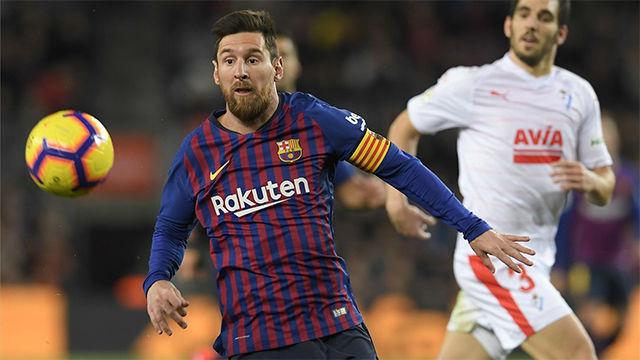 La joya de cada semana: Jugadón de Messi para enmarcar
