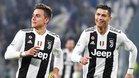 La Juventus surgió como líder del Grupo H