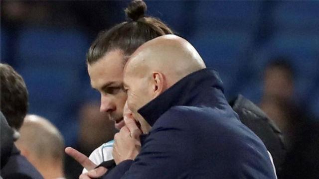 LACHAMPIONS | PSG-RM (1-2): Bale solo jugó 15 minutos
