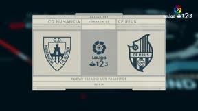 LALIGA 123 | Numancia - Reus (1-0)