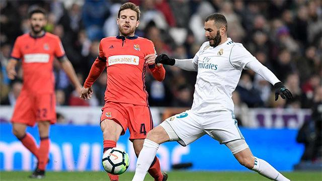 LALIGA | Real Madrid - Real Sociedad (5-2): Illarramendi marcó ante su exequipo