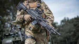 Las fuerzas armadas colombianas adquiren nuevas ametralladoras ligeras