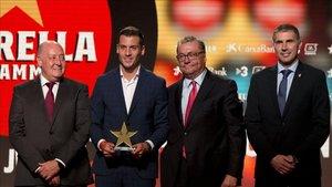 Las mejores imágenes de la 7ª Gala de las Estrellas del Fútbol Català