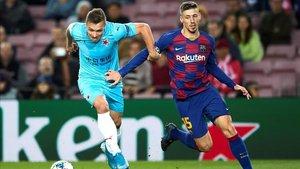 Lenglet reconoció que el Barça vive un momento difícil