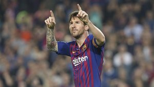 Leo Messi sigue siendo valorado como el crack que es por el mundo del fútbol