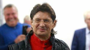 Leonid Fedun lanzó un fuerte órdago a la competición rusa