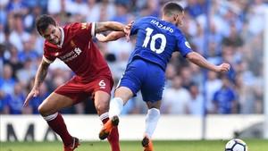 Liverpool y Chelsea se verán las caras en la Carabao Cup.