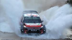 Loeb, quinto provisional en México