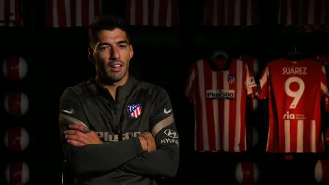 Luis Suárez: El Atlético motiva por la forma de competir que tiene