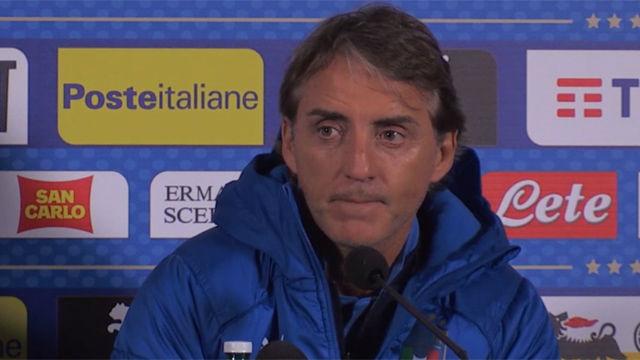 Mancini confía en la selección italiana: Podemos pelear con las mejores selecciones