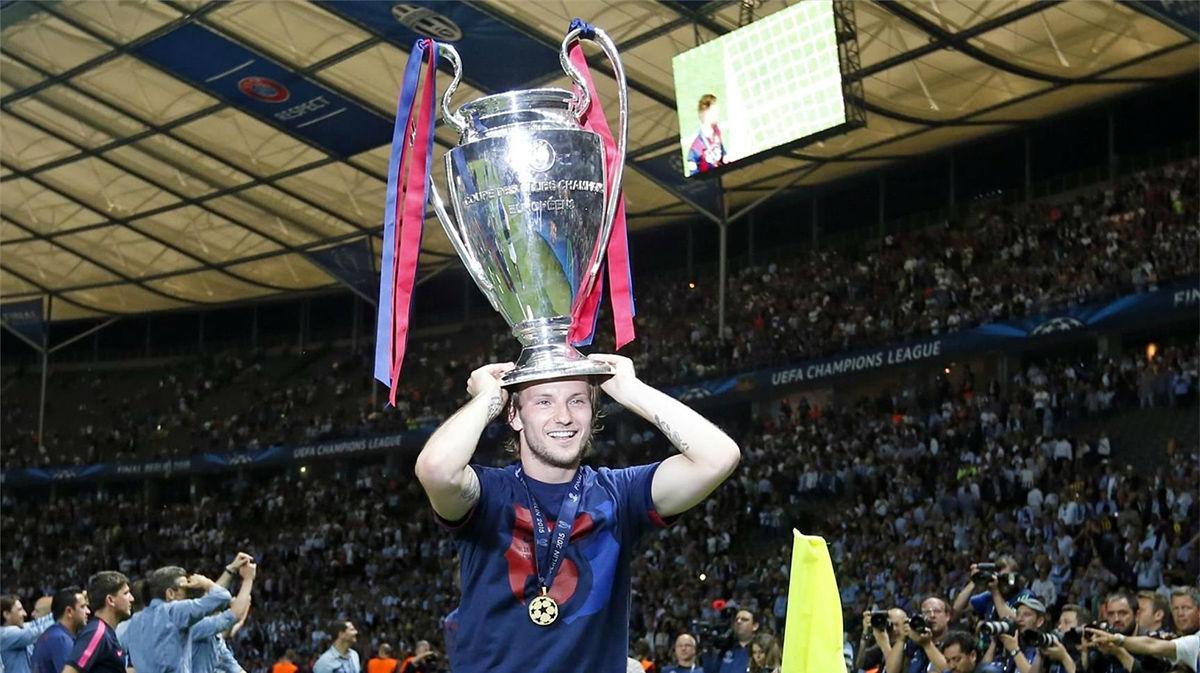 El mensaje de despedida de Rakitic al Barça