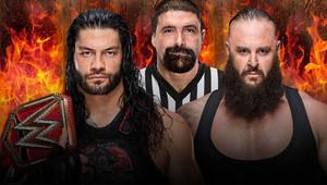 Mick Foley será el árbitro especial del Roman Reigns contra Braun Strowman
