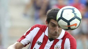 Mikel San José, capitán del Athletic Club