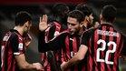 El Milan se impuso por la mínima al Sassuolo en San Siro