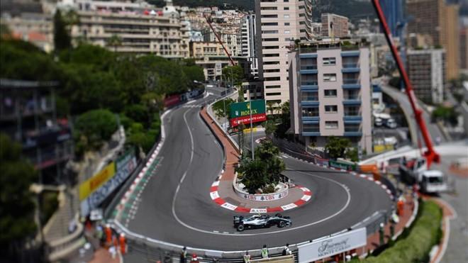 Sigue en directo los entrenamientos clasificatorios del GP de Mónaco