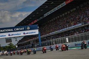 MotoGP no visitará Tailandia en marzo