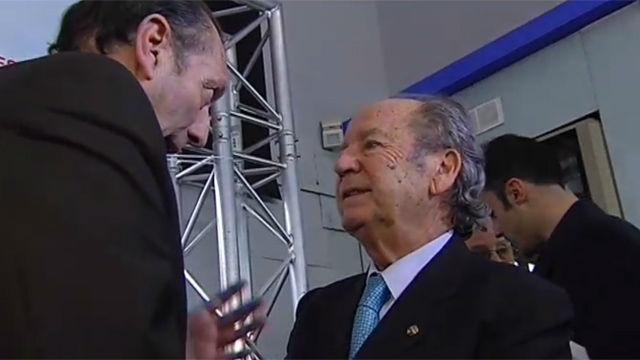 Muere Josep Luis Nuñez, expresidente del FC Barcelona