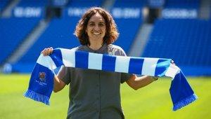 Natalia Arroyo firma con la Real Sociedad