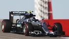 Nico Rosberg asumió el mando a la media hora de haberse iniciado la segunda sesión de libres