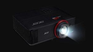 El nuevo proyector Nitro G550