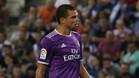 Pepe Lima, durante el Espanyol - Real Madrid de la Liga 2016/17