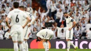 Pésima temporada del Madrid