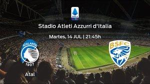 Previa del encuentro: Atalanta - Brescia Calcio