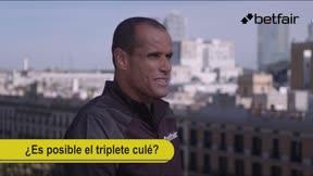 Rivaldo habla de la crisis del Real Madrid