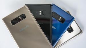 Samsung planea trabajar con móviles con pantalla flexible