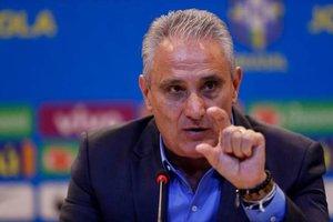 El seleccionador brasileño, Adenor Bacchi Tite